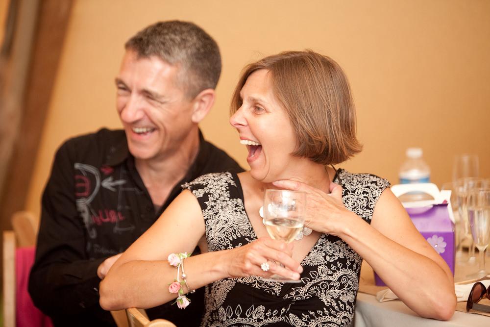 Stephanie and Steve