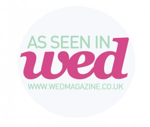 As seen in Wed logo