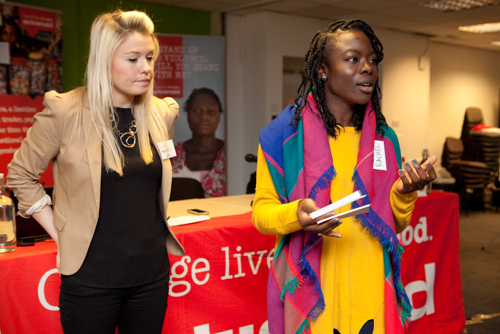 6th February 2016. Actionaid Campaigners Conference. Resource for London, 356 Holloway Road. N7 6PA. A day of solidarity and celebration with grassroots activists from developing countries. Womens Aid workshop.