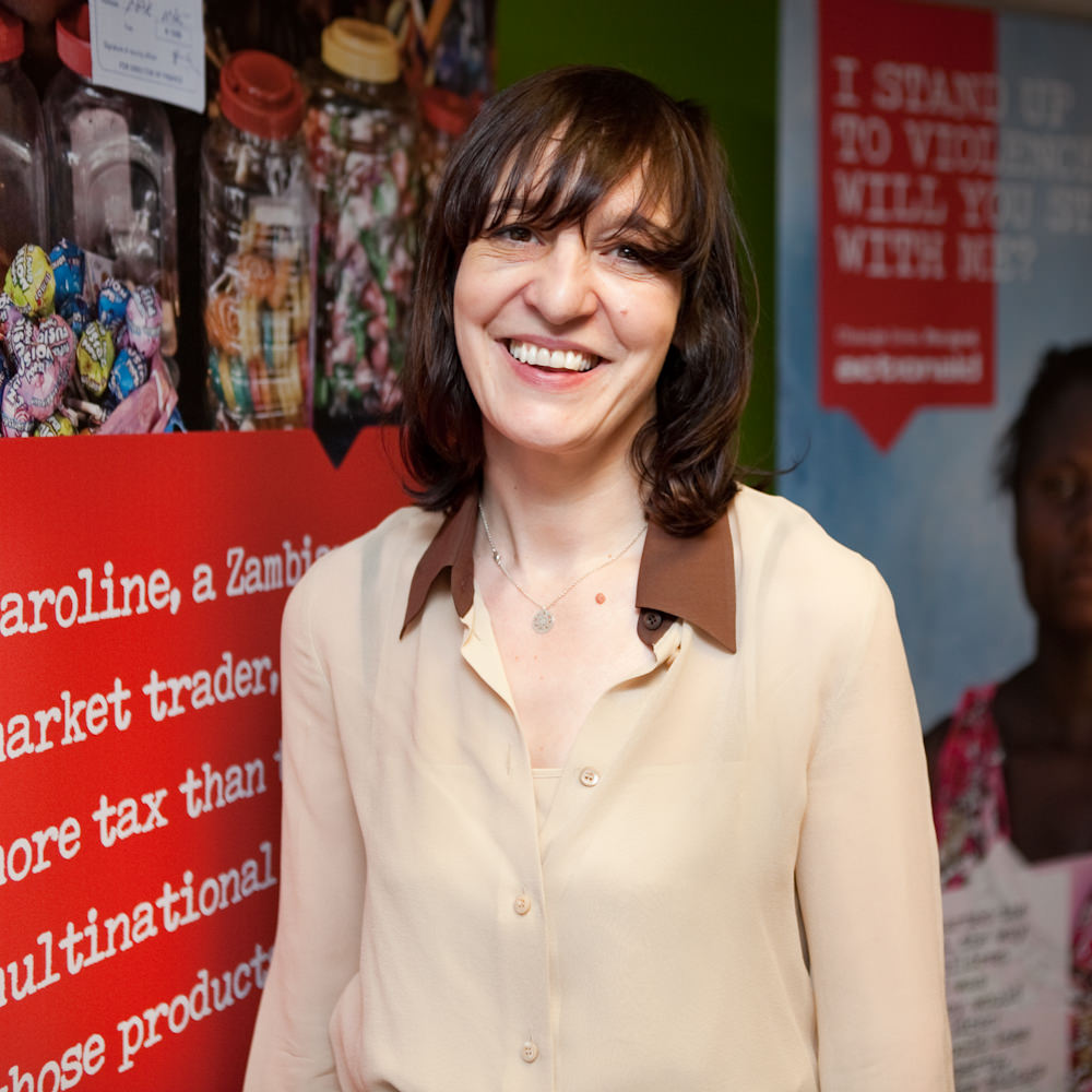 6th February 2016. Actionaid Campaigners Conference. Resource for London, 356 Holloway Road. N7 6PA. A day of solidarity and celebration with grassroots activists from developing countries. Guardian columnist Zoe Williams.
