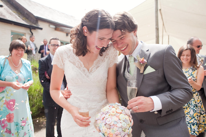 Devon Wedding Photographer providing alternative photography to couples.