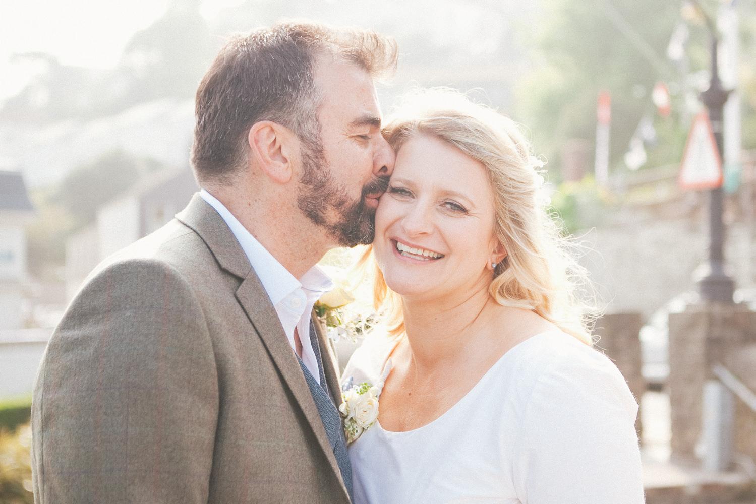 Devon Wedding Photographer | Devon Wedding Photography. Cliff House Salcombe Wedding Photographer