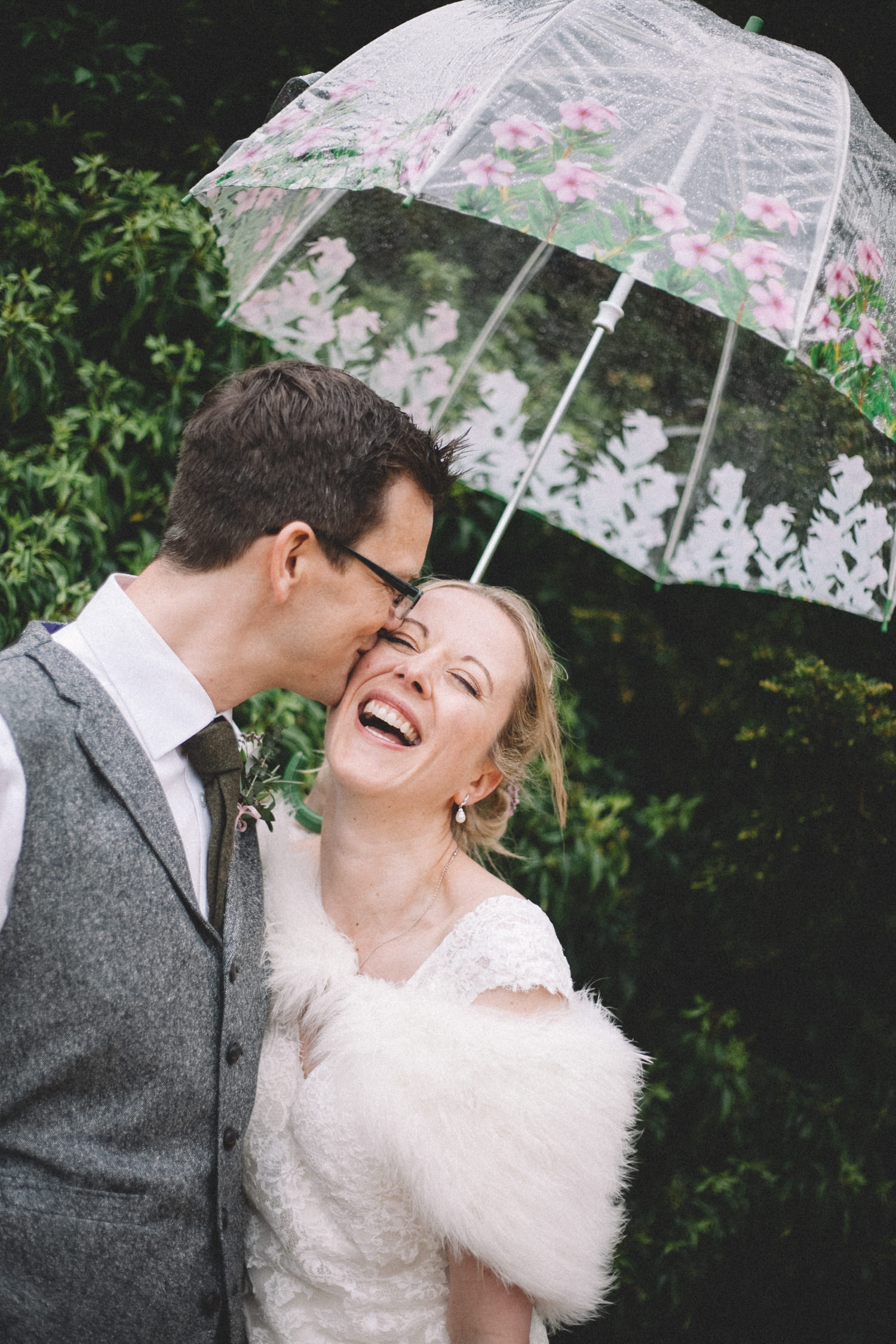 21st May 2016. Jenny and George get married in Buckland, Oxfordshire.