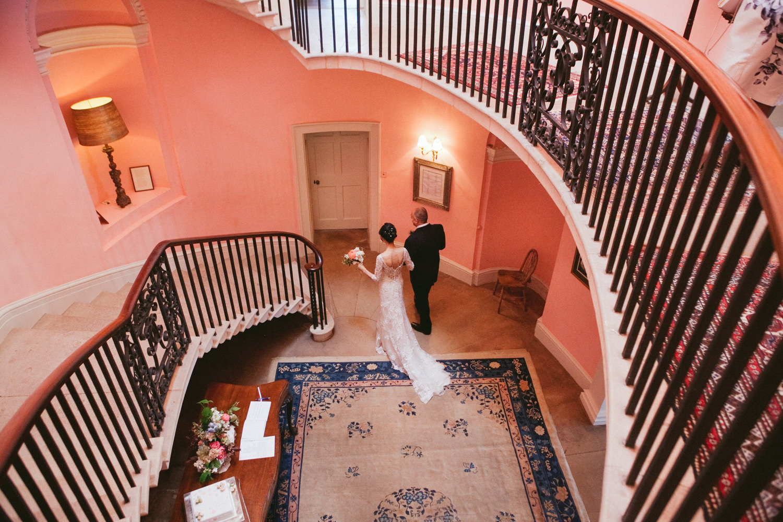 Sarah and Neal, 4th June 2016. Sharpham House wedding, Devon.