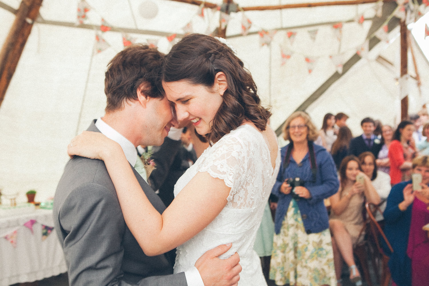25th June 2016. Jenny and David get married at Ceridwen, Welsh Green Weddings.