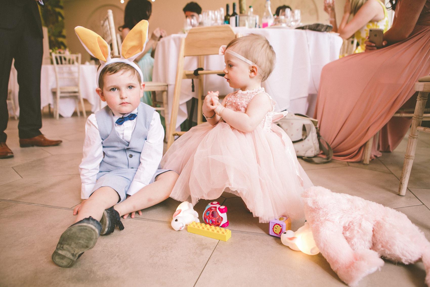 Lucy & Andrew   Deer Park Hotel Wedding Photography