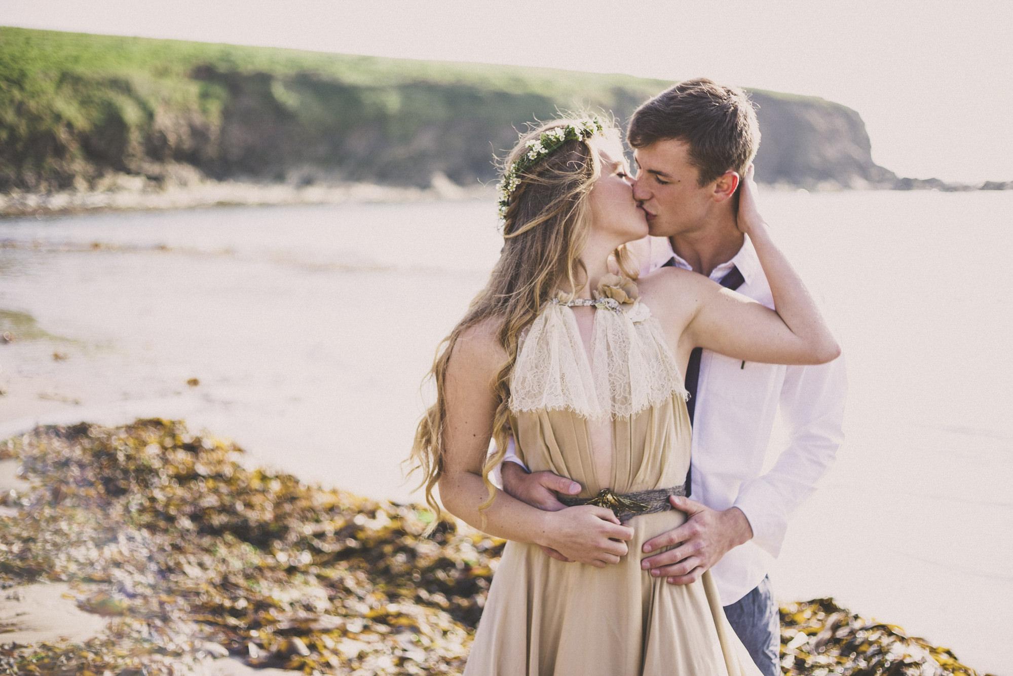 Surfer Bride | Beach Wedding Photographer