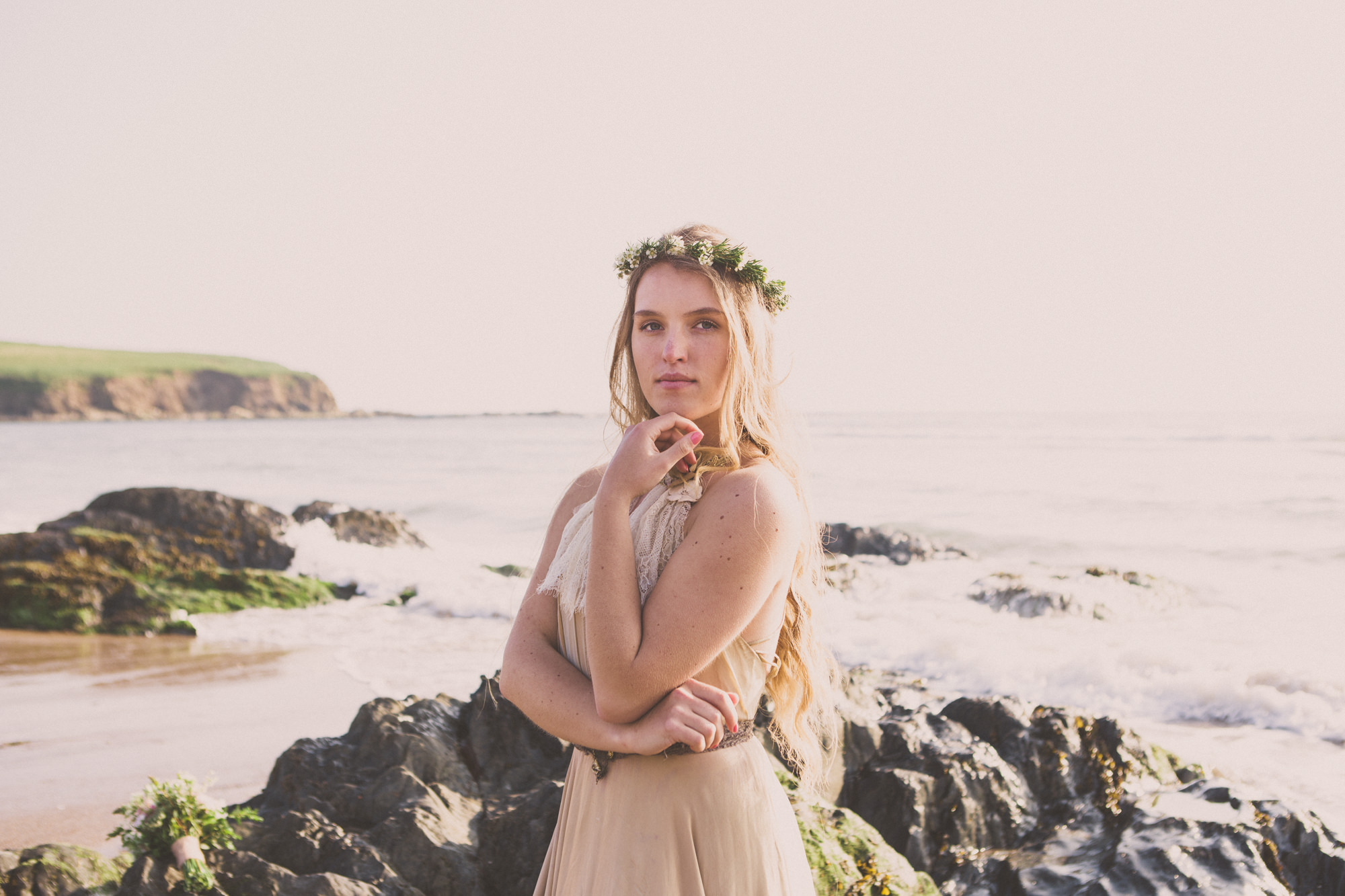 Surfer Bride | Beach Wedding Photographer