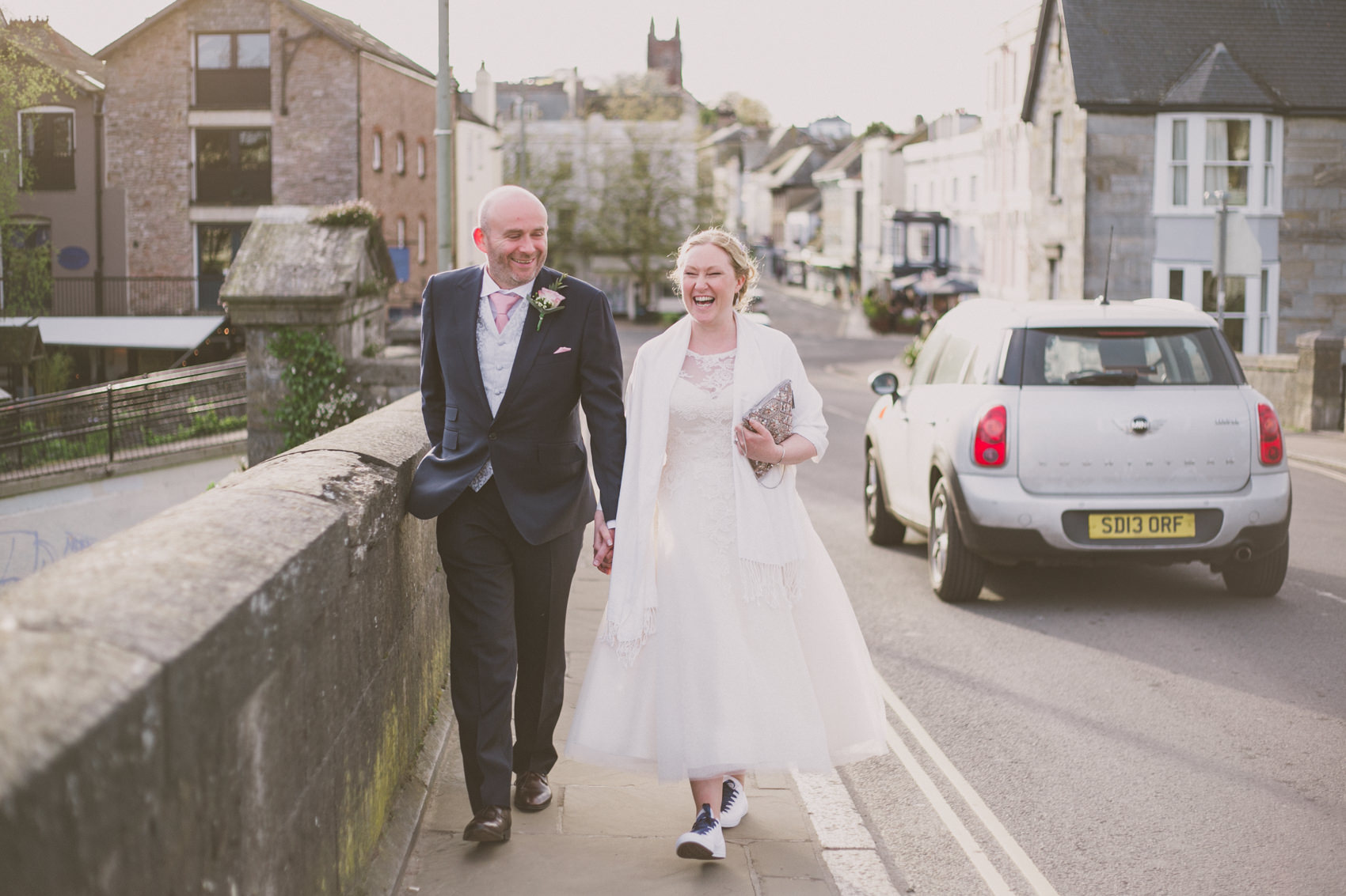 Seven Stars Totnes Wedding Photography