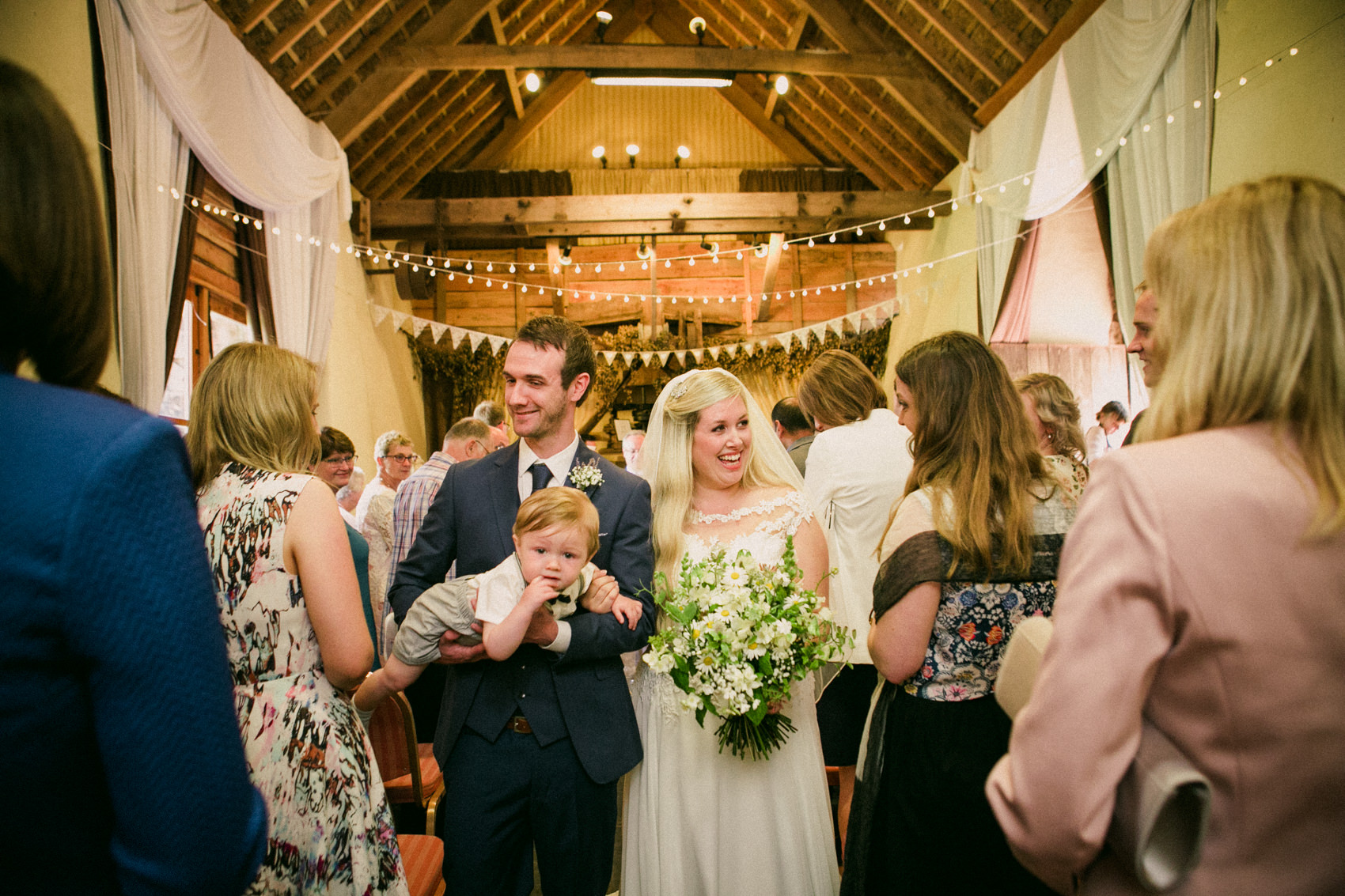 Torz & Josh | Coombe Farm Wedding Photography