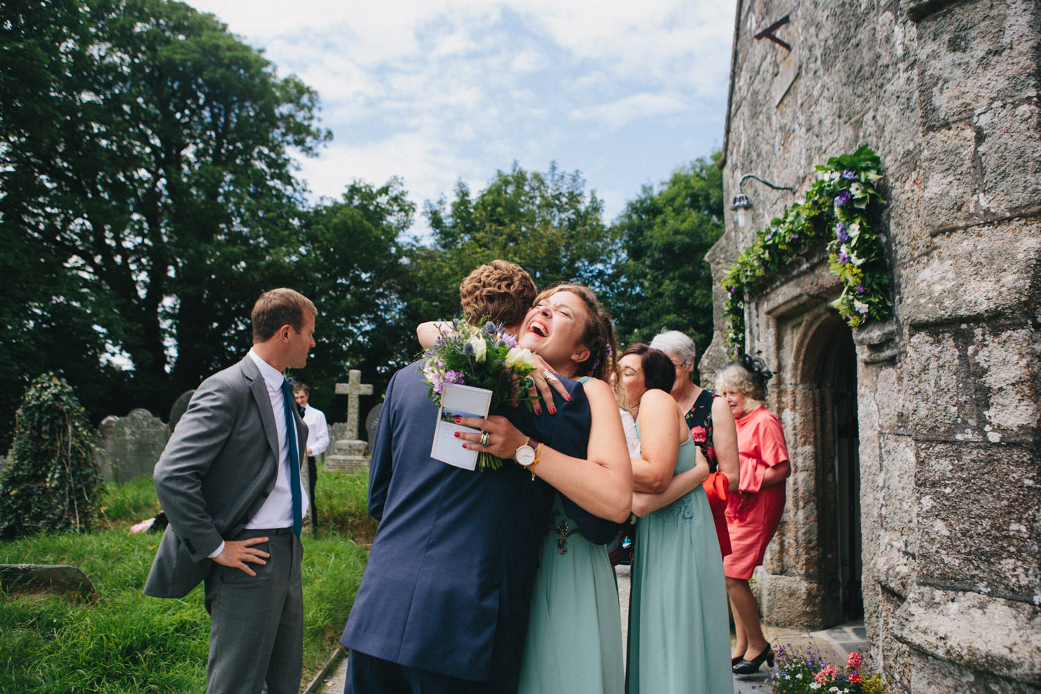 Carswell Farm Festival Wedding Photography