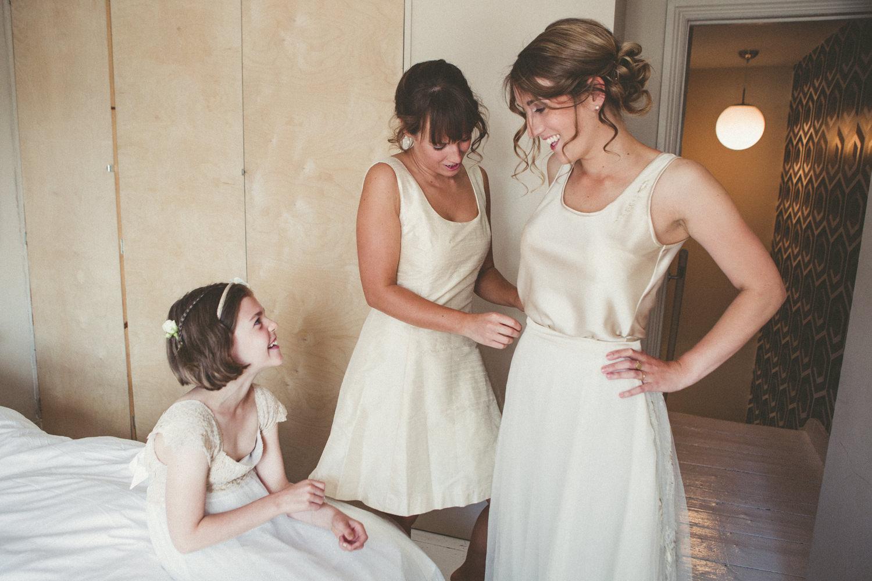 Naomi & Hamish   River Cottage Wedding Photography