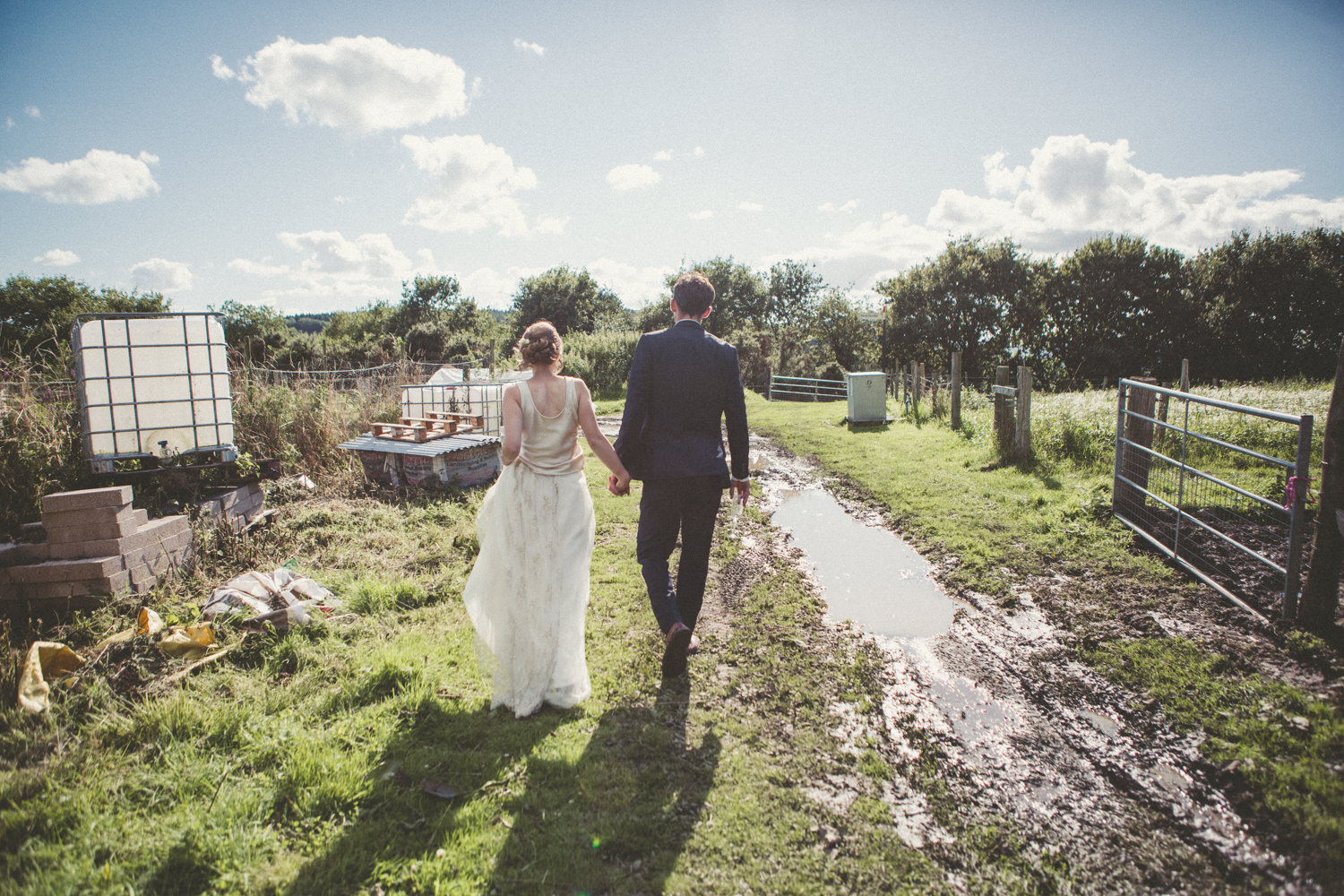 Naomi & Hamish | River Cottage Wedding Photography