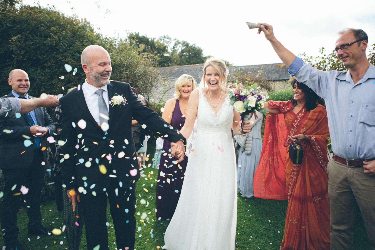 Monks Withecombe Wedding