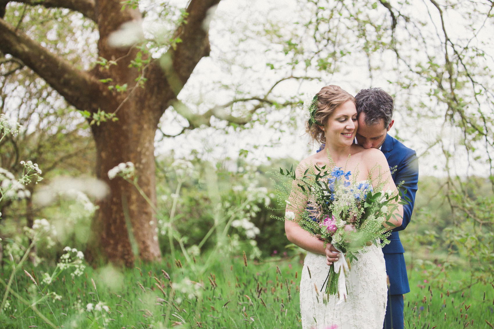 Emily & Harry | Sharpham House Wedding Photographer