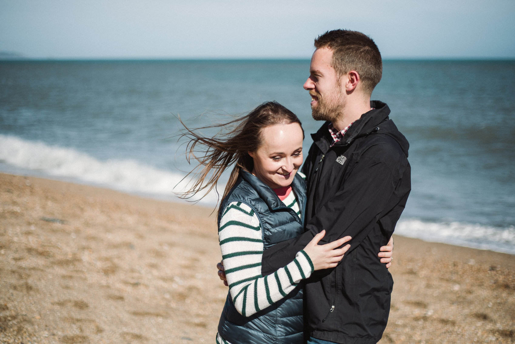 Engagement Adventures | Devon Wedding Photographer. Beesands wedding