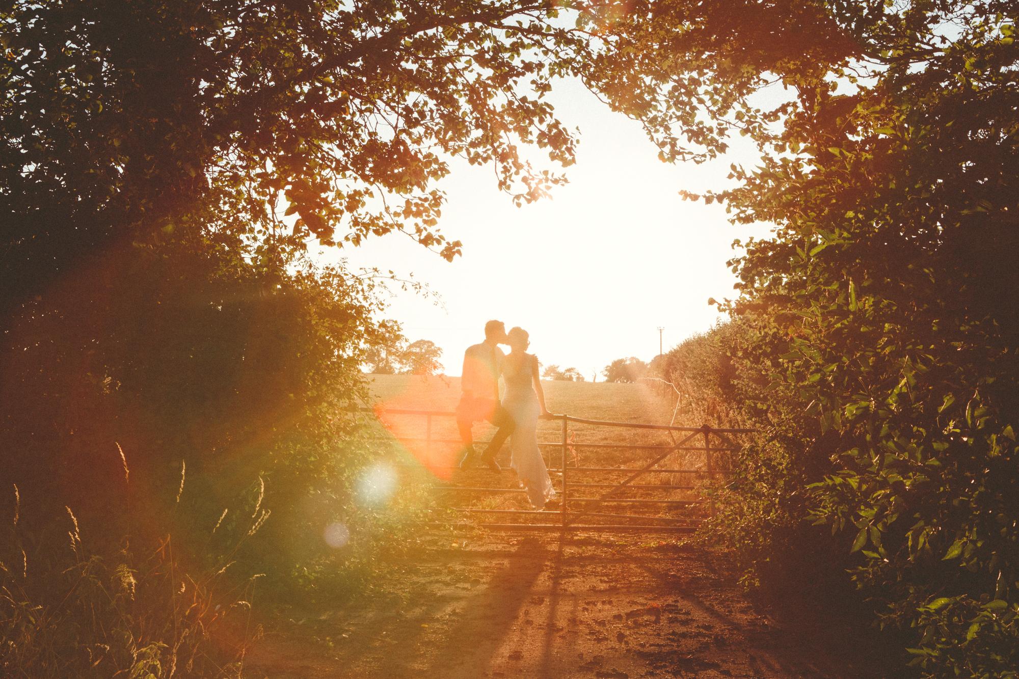 Jenny & Gavin Wedding Sunshine