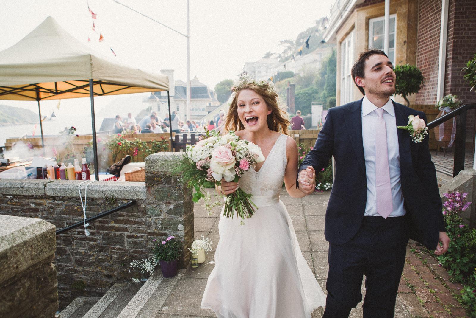 Natalie and Sam Devon Wedding