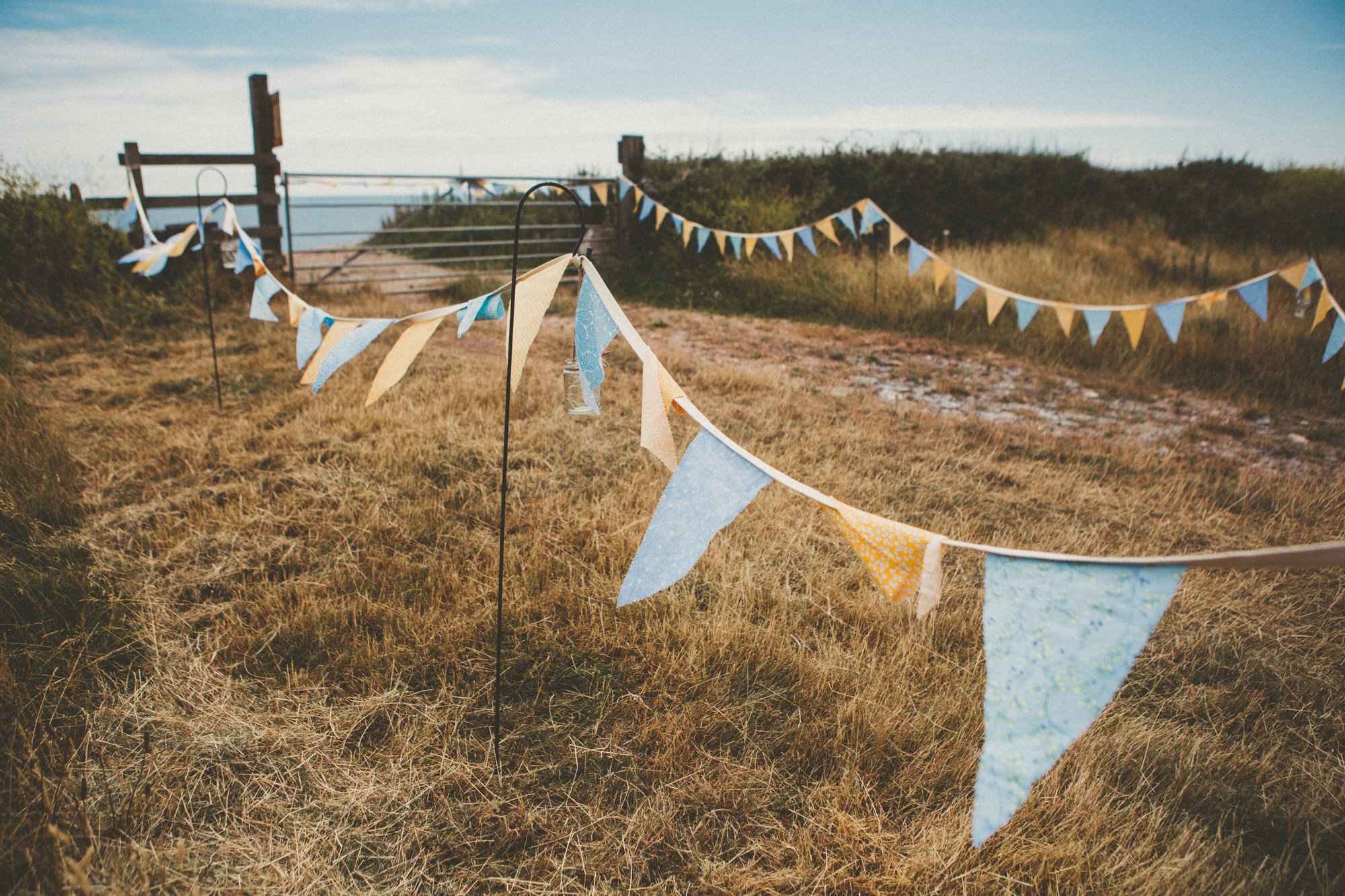 Beesands Beach Wedding Photography