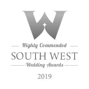 South West wedding awards 2019 Logo