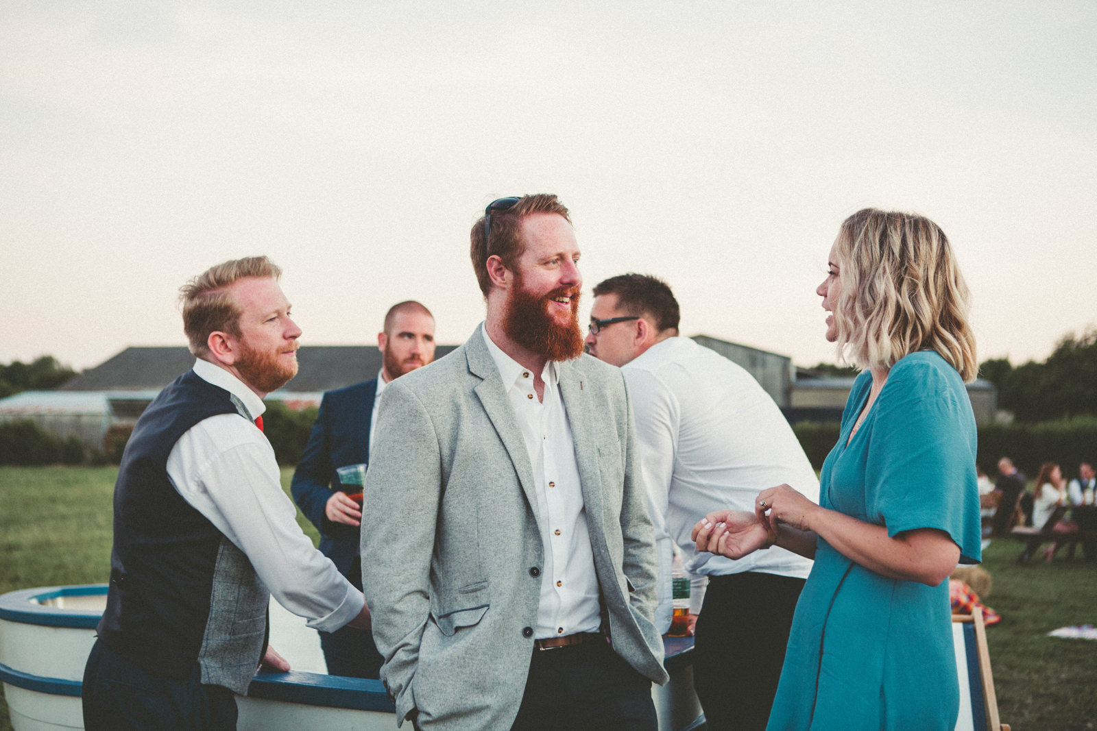Wedding Photography at Splottsmoor Farm