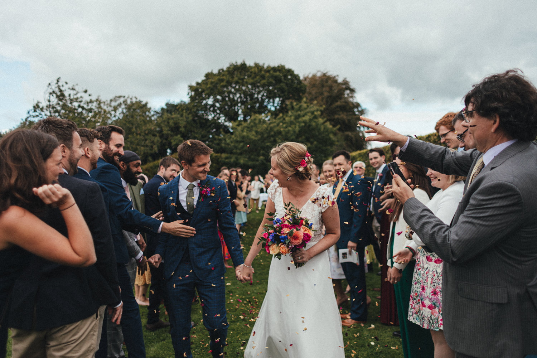 dartington wedding photographer