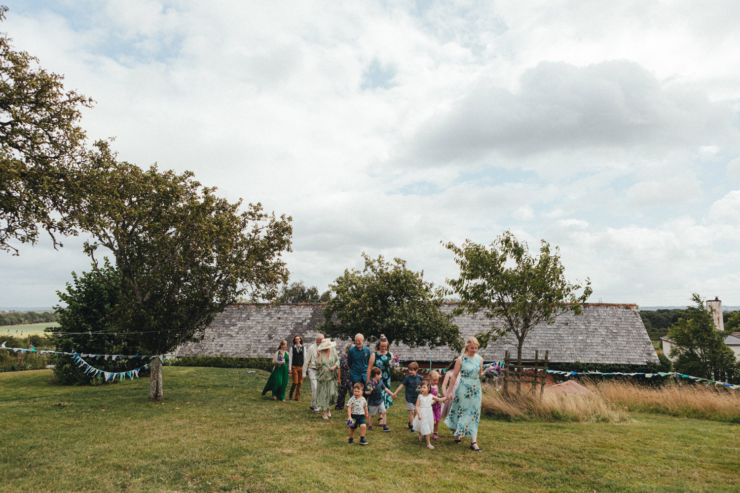 Outdoor Wedding Photography Devon, devon wedding, devon farm wedding, farm wedding photographer, devon wedding photographer, bridesmaids, bridal party